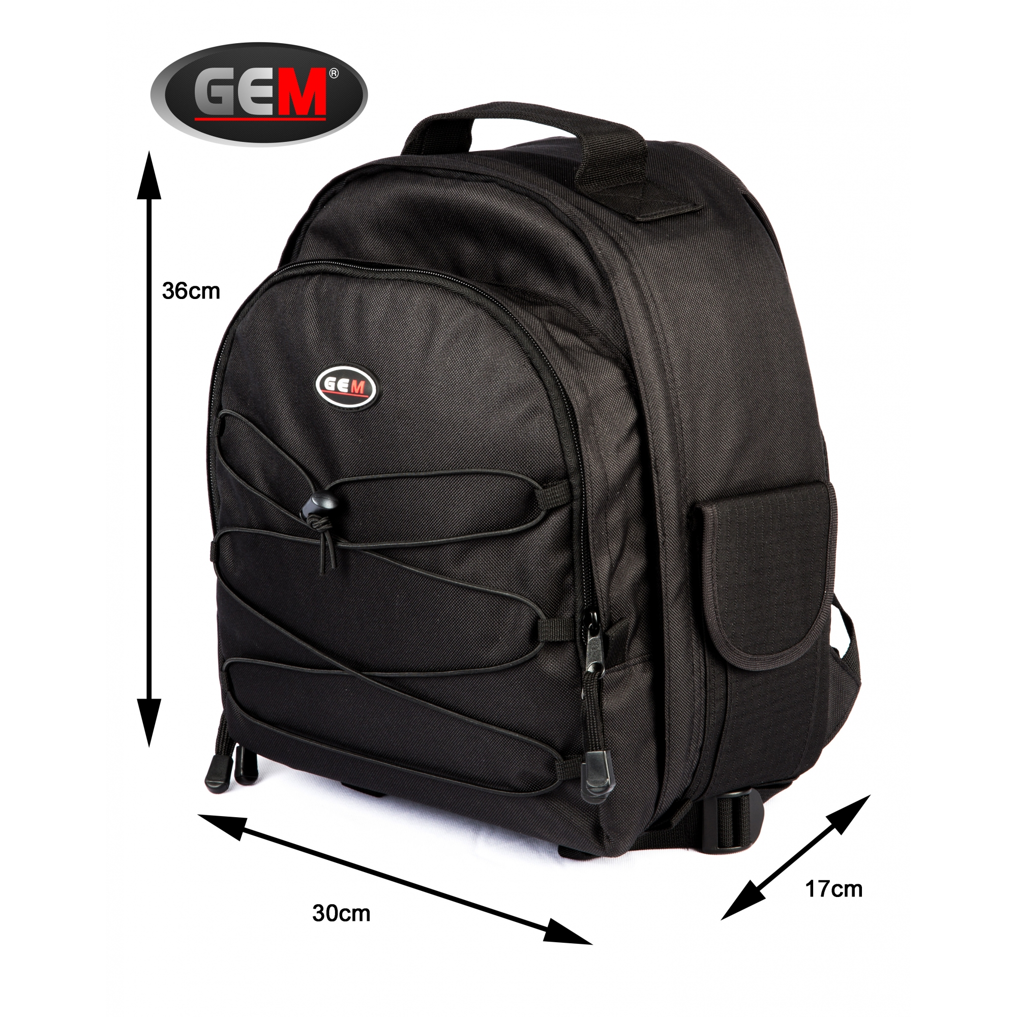 The GEM Scorpion Mini SLR Rucksack for Nikon D5100