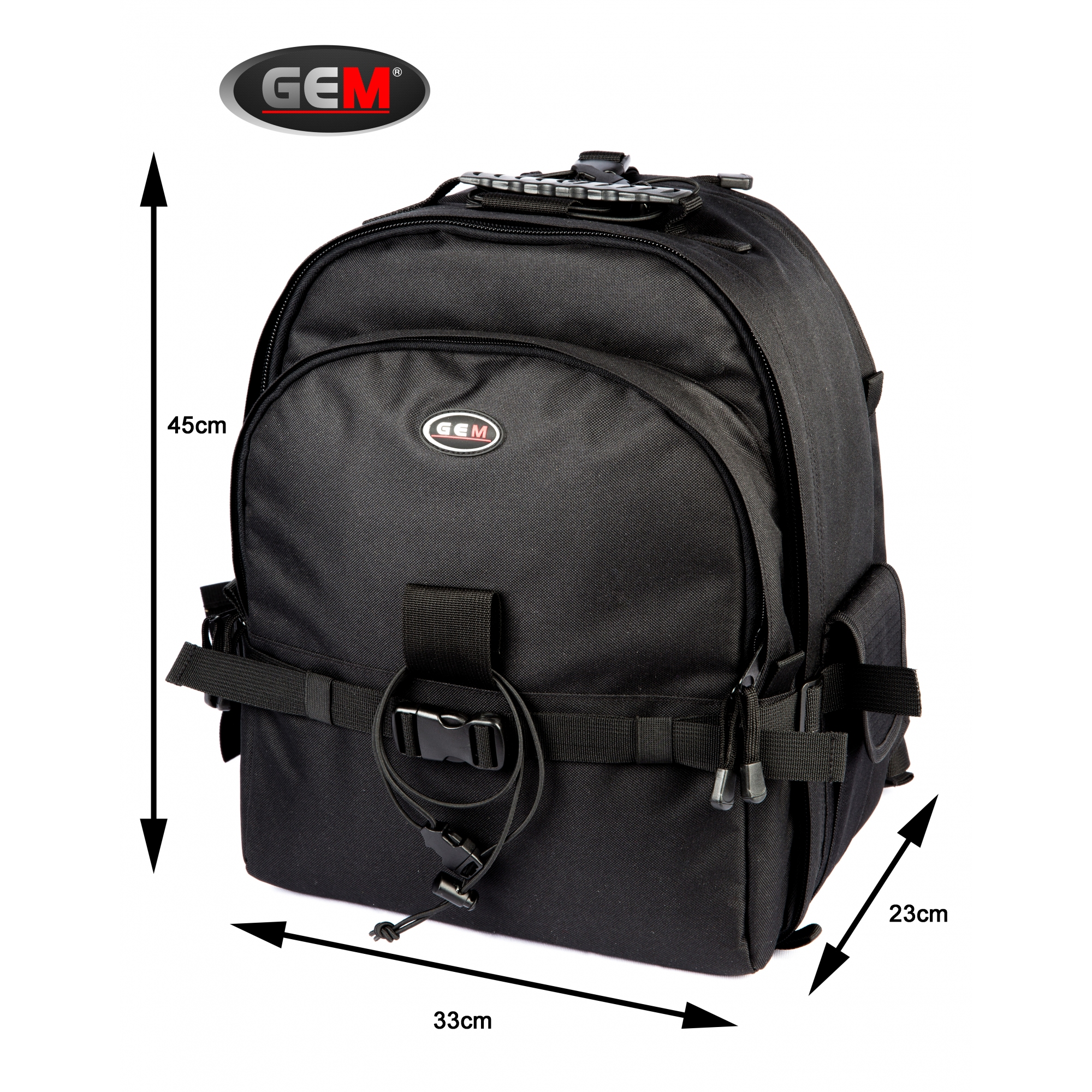The GEM Scorpion Maxi SLR Camera Backpack with Laptop Section for Nikon D5100