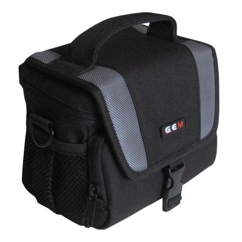 GEM Tardis Mini Shoulder Camera Case for Panasonic Lumix DMC-FZ38